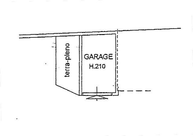 Planimetria 1/3 per rif. 8931