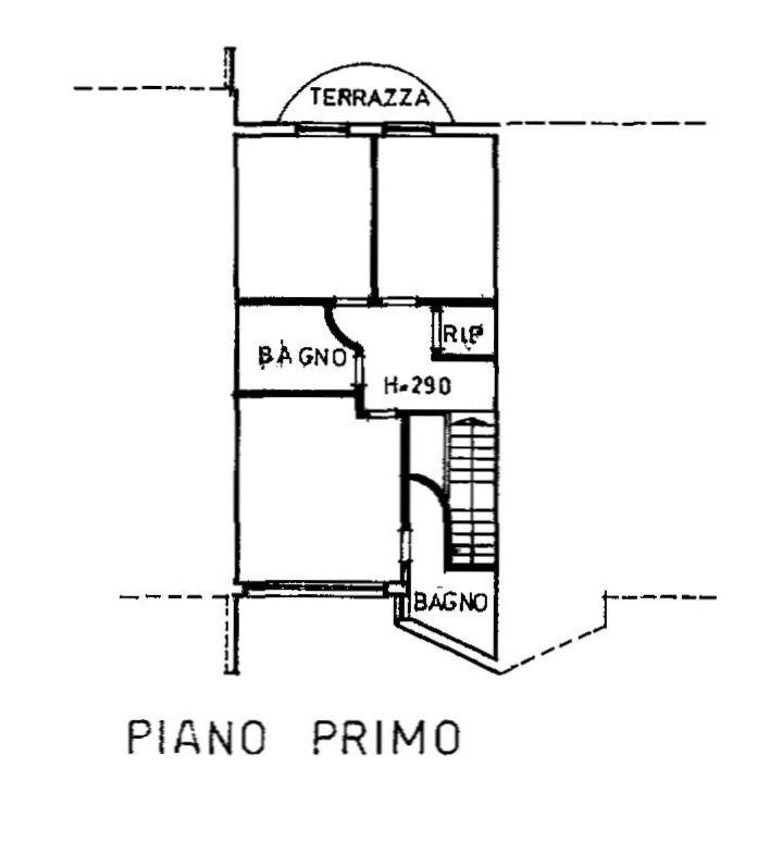 Planimetria 4/4 per rif. 8939