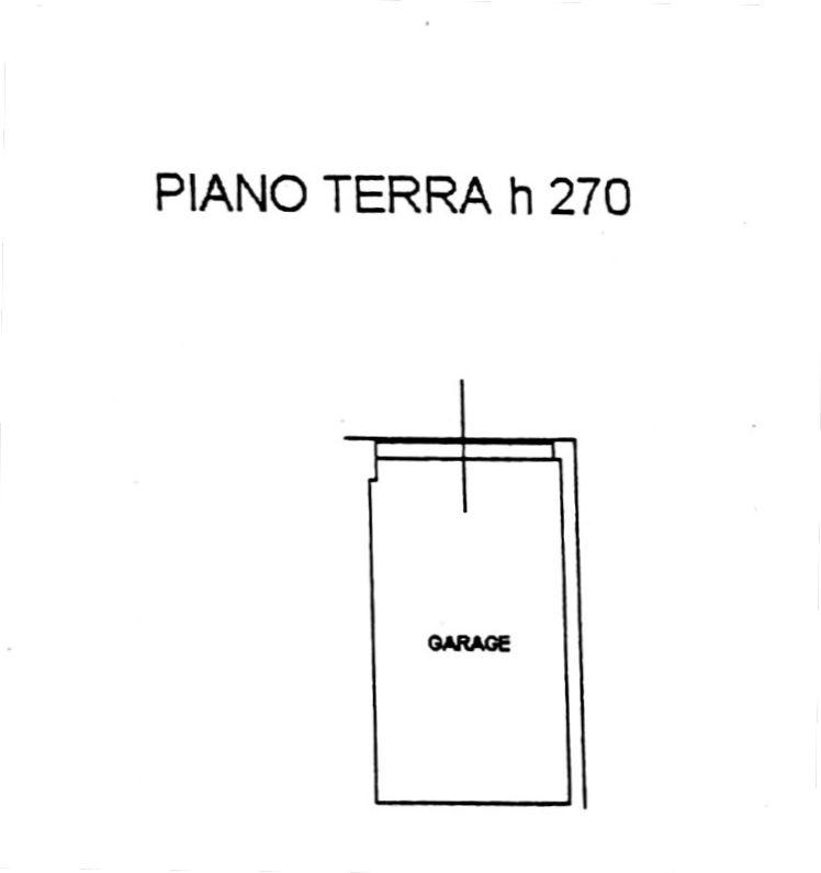 Planimetria 1/3 per rif. 8716-02