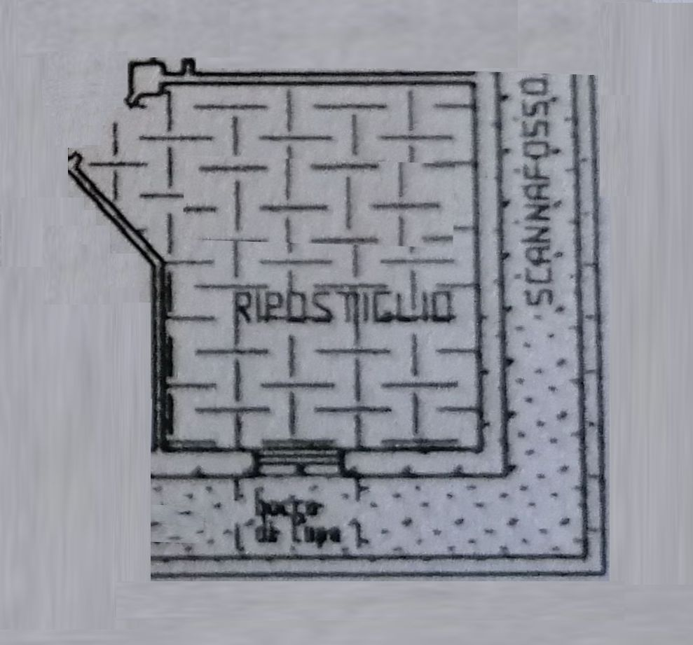 Planimetria 2/3 per rif. 8935