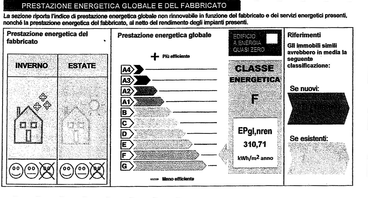 Planimetria 2/2 per rif. 8941