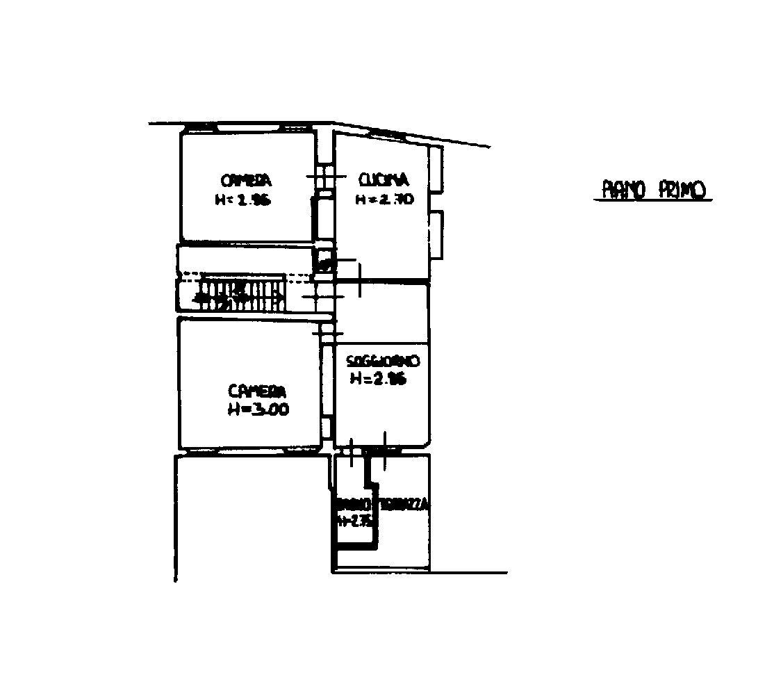 Planimetria 1/1 per rif. 8952-02