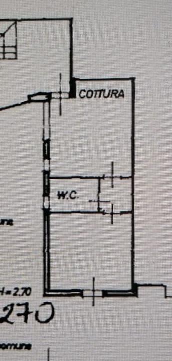 Planimetria 1/1 per rif. 8961