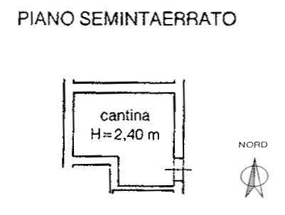 Planimetria 2/4 per rif. 8962