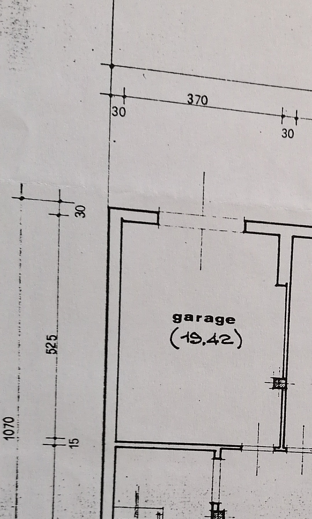 Planimetria 2/2 per rif. 8956-02