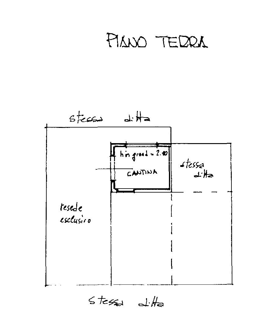 Planimetria 4/4 per rif. 8944
