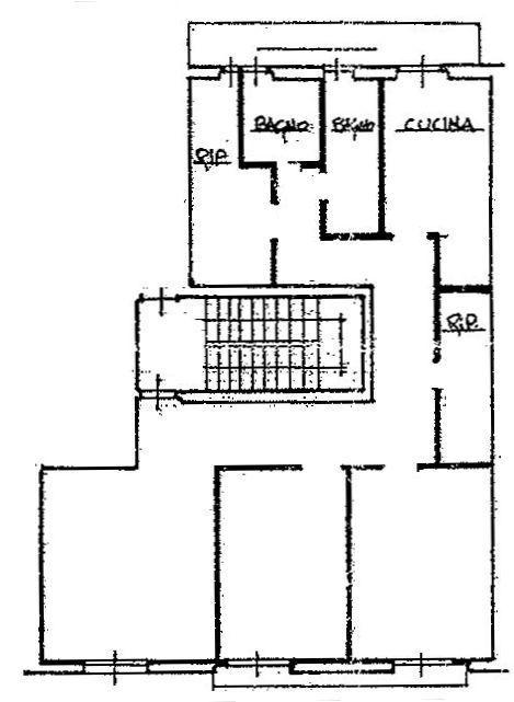 Planimetria 1/1 per rif. 8951