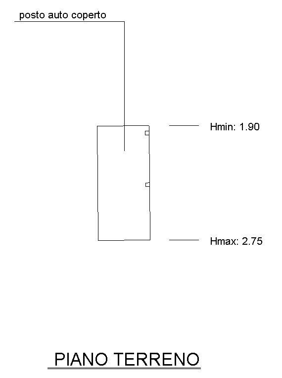Planimetria 3/3 per rif. 8965