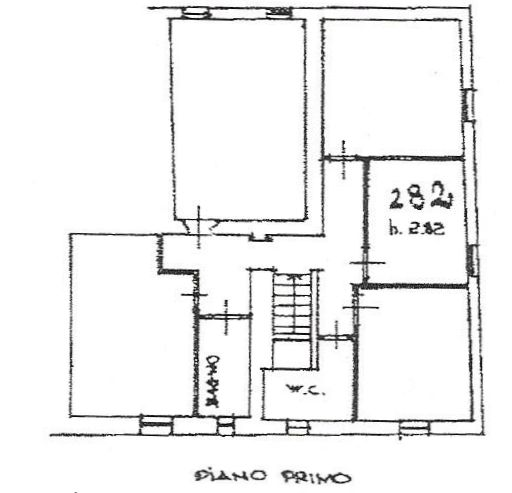 Planimetria 2/2 per rif. 8969