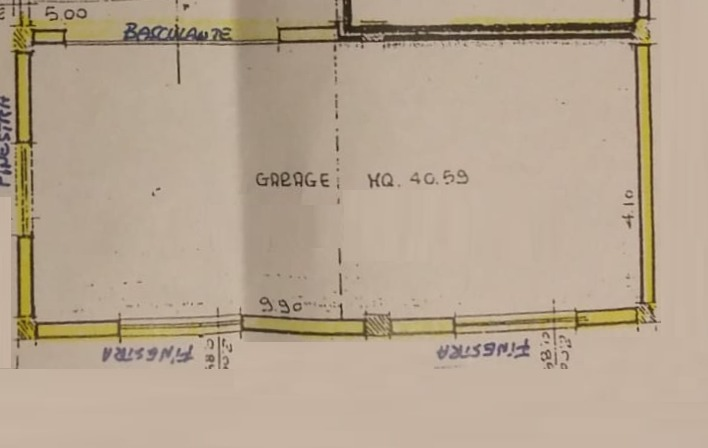 Planimetria 3/3 per rif. 8982