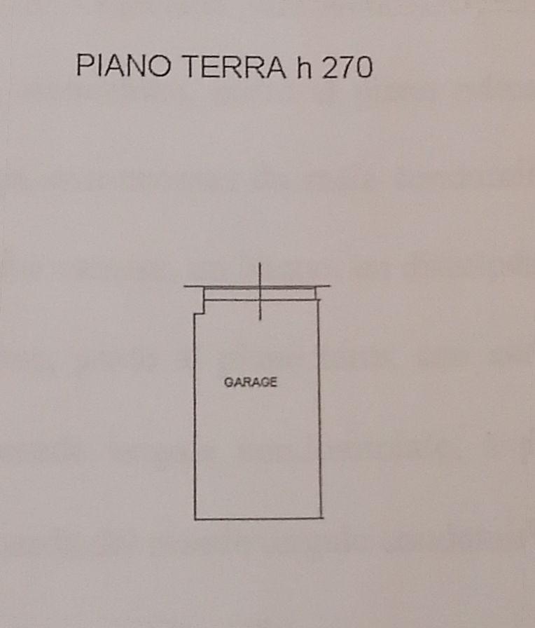 Planimetria 2/3 per rif. 8984