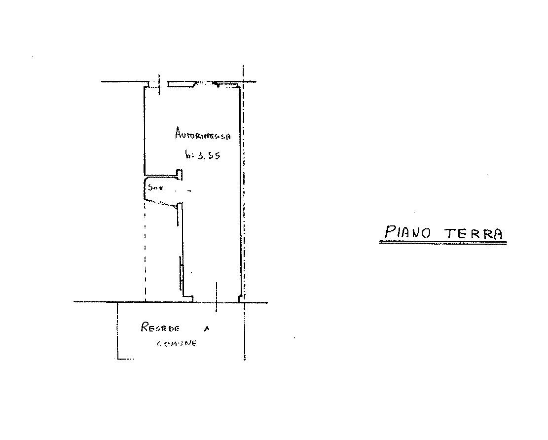 Planimetria 3/3 per rif. 8985