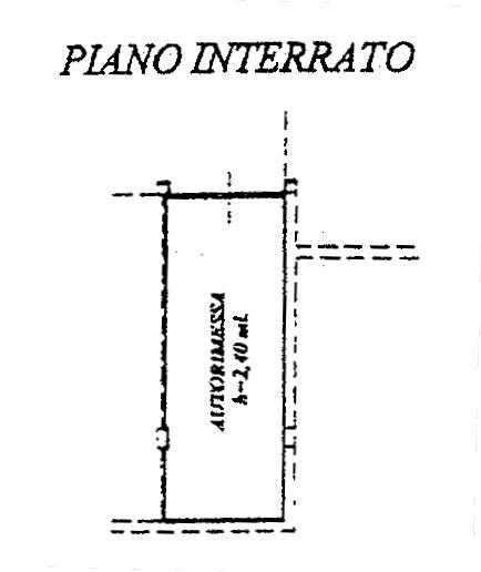 Planimetria 2/2 per rif. 8973-02