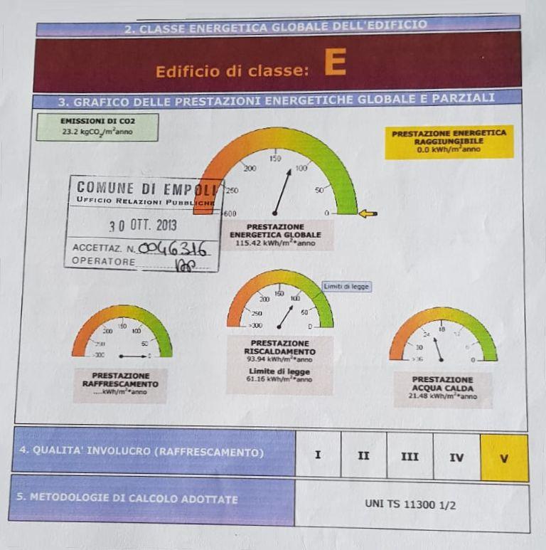 Planimetria 2/2 per rif. 7457-02