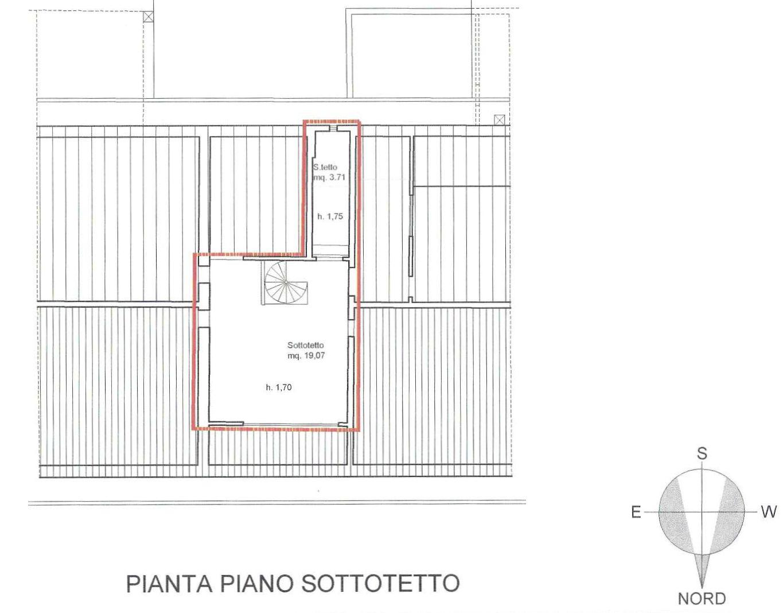 Planimetria 2/2 per rif. 8990