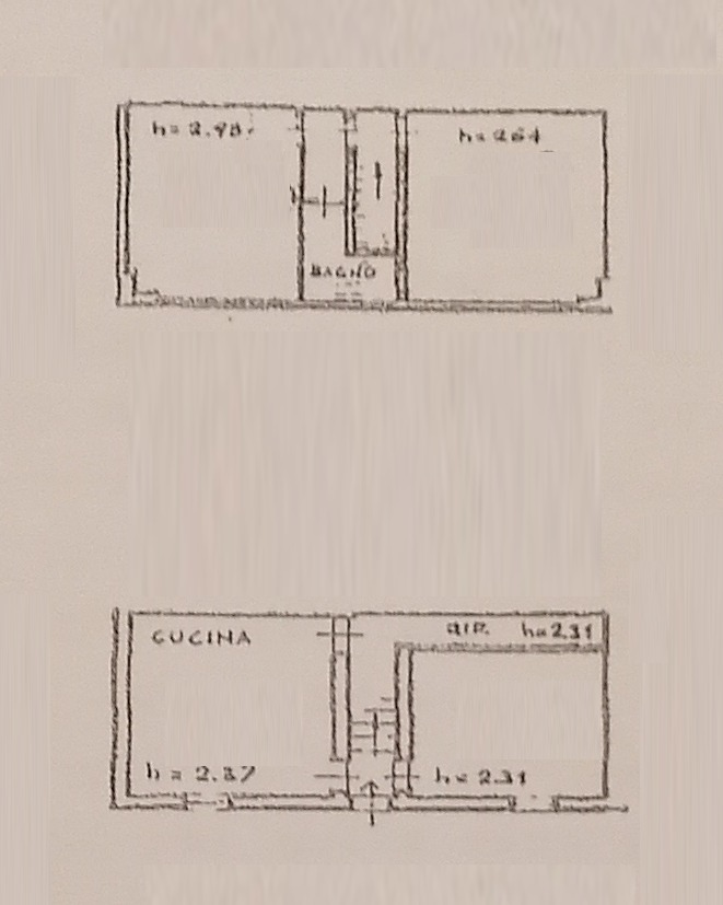 Planimetria 1/1 per rif. 8998