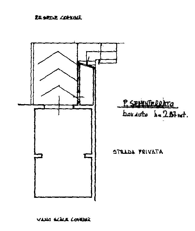 Planimetria 2/2 per rif. 9010
