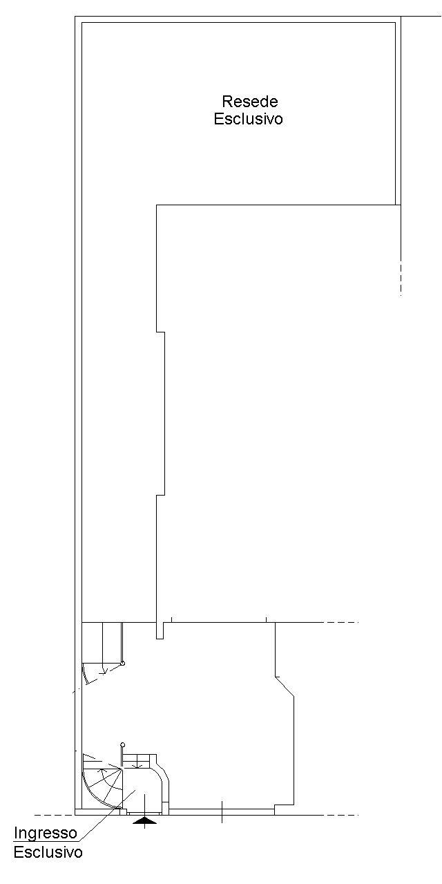 Planimetria 2/3 per rif. 9013