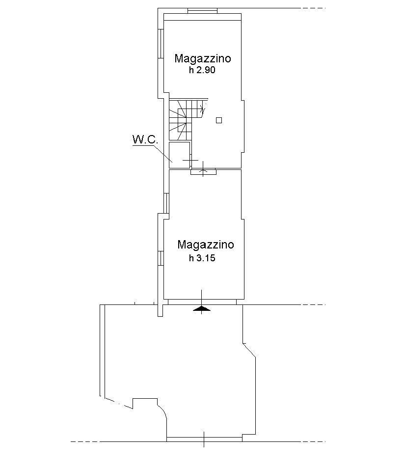 Planimetria 1/3 per rif. 9013