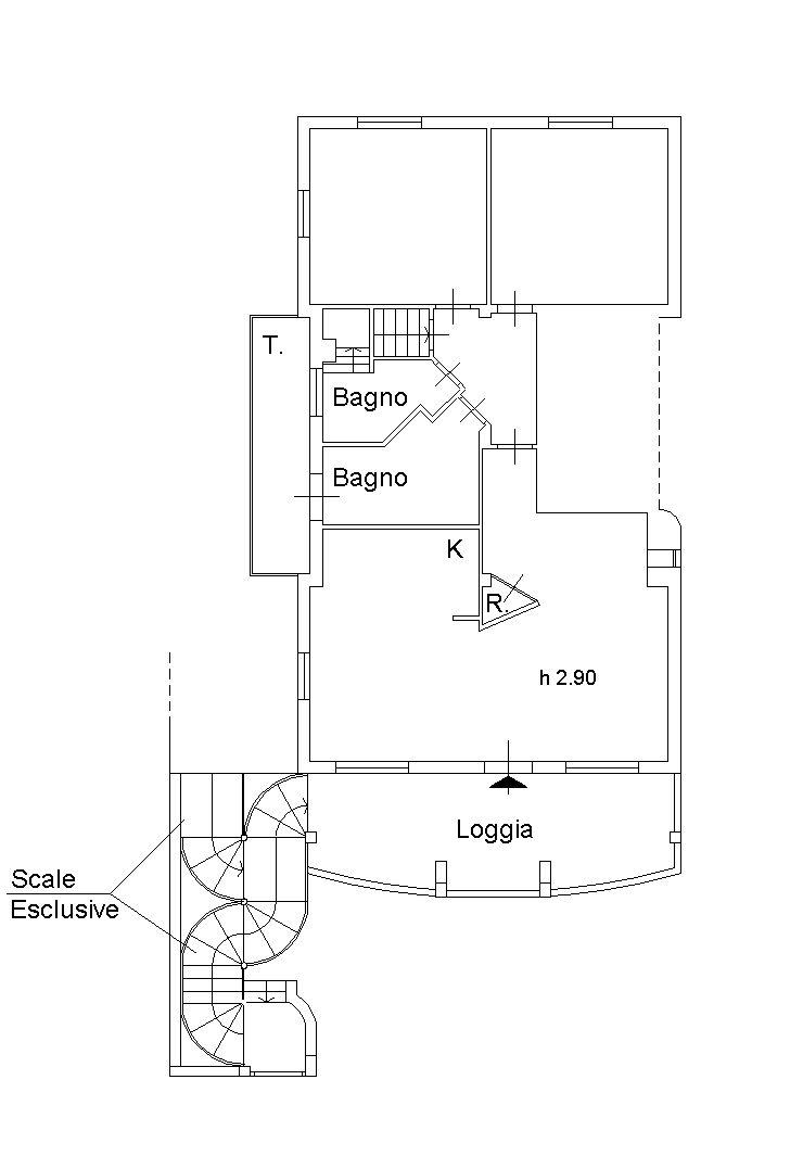 Planimetria 3/3 per rif. 9013