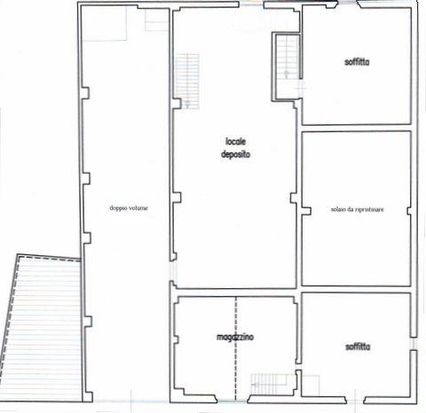 Planimetria 2/2 per rif. 8963-03