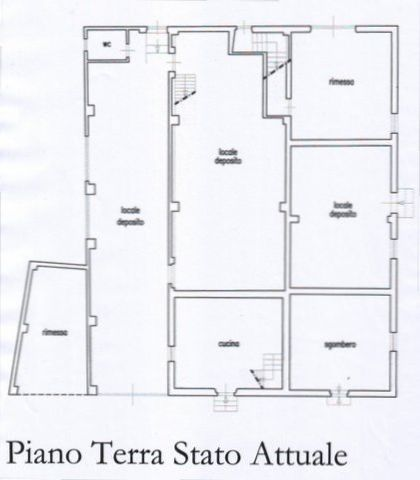 Planimetria 1/2 per rif. 8963-03