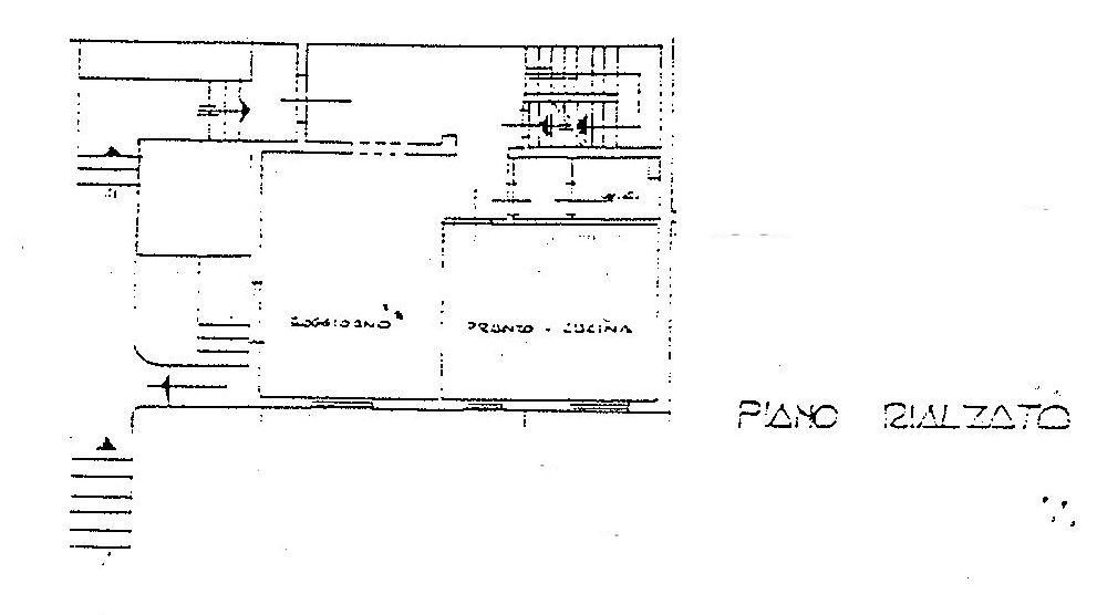 Planimetria 2/5 per rif. 9016