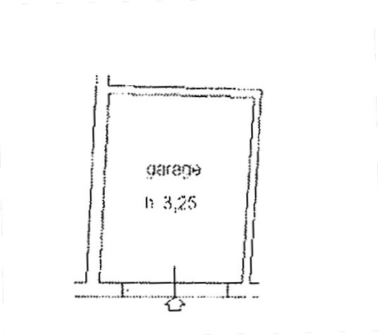 Planimetria 2/3 per rif. 9024