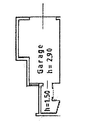 Planimetria 2/2 per rif. 9036