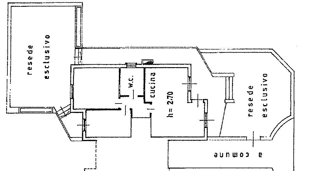 Planimetria 1/2 per rif. 9036