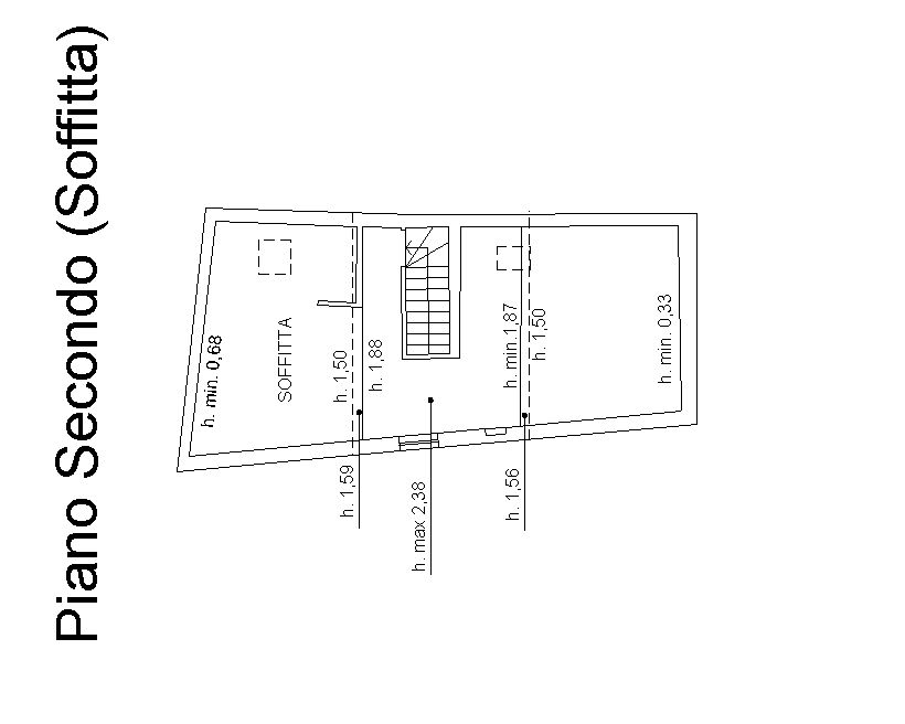 Planimetria 4/4 per rif. 9041