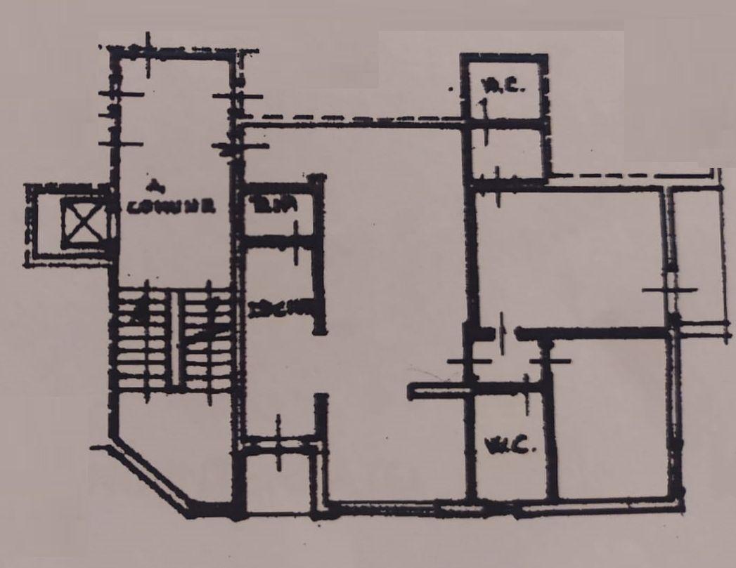 Planimetria 1/1 per rif. 9044