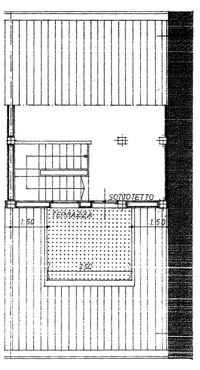 Planimetria 4/5 per rif. 9045