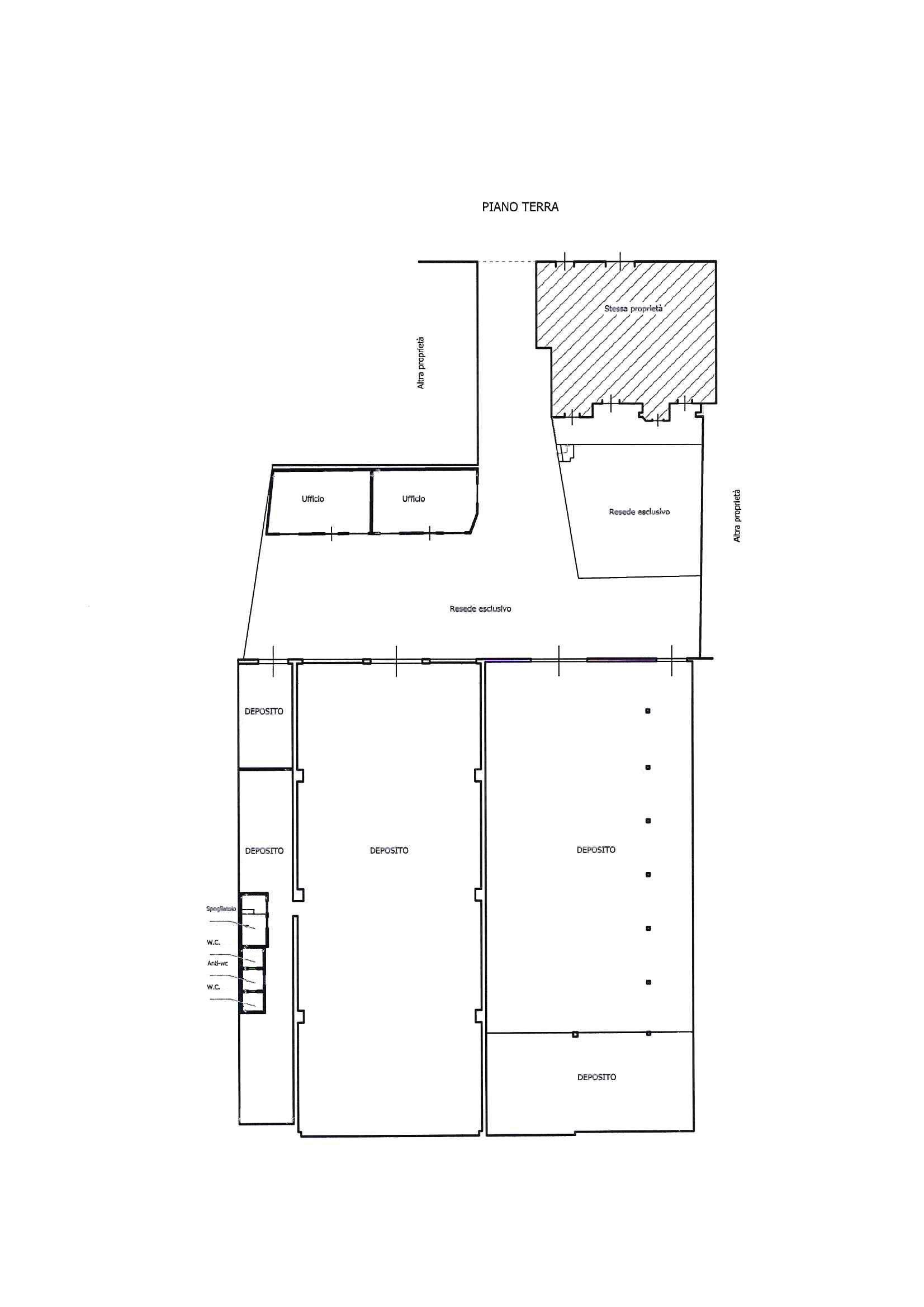 Planimetria 4/6 per rif. 8622-02