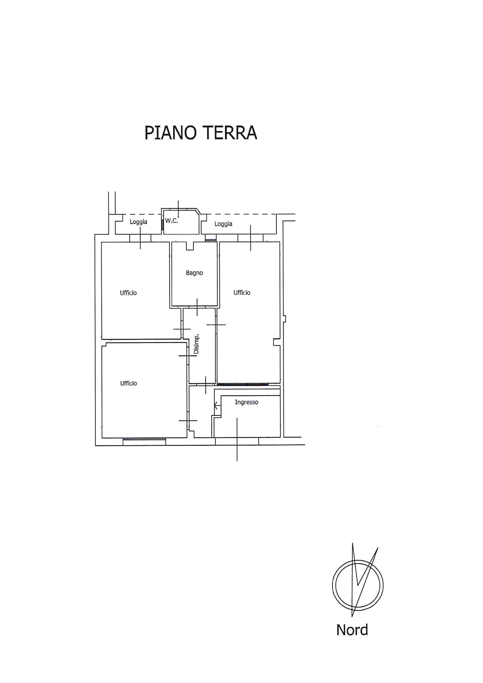Planimetria 5/6 per rif. 8622-02