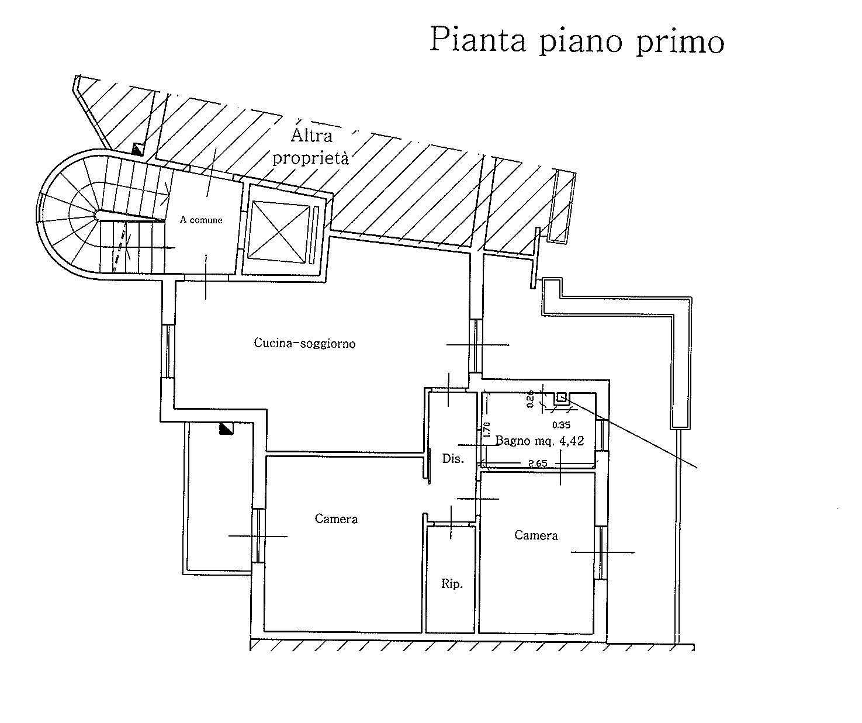 Planimetria 3/3 per rif. 9053