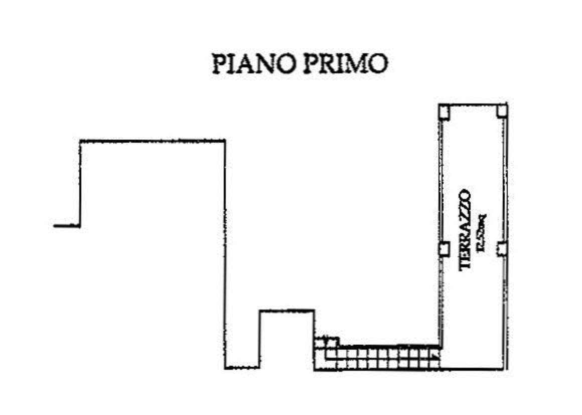 Planimetria 2/2 per rif. 9056