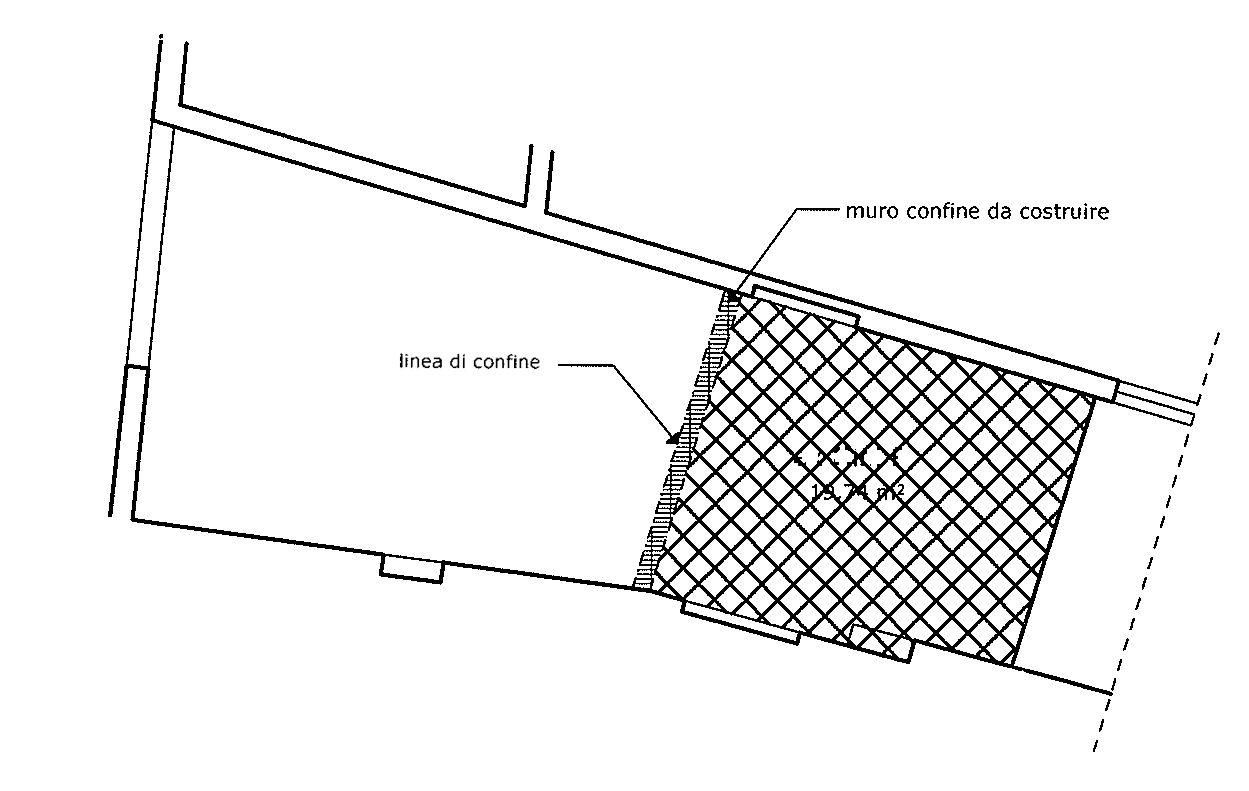 Planimetria 2/2 per rif. 9021