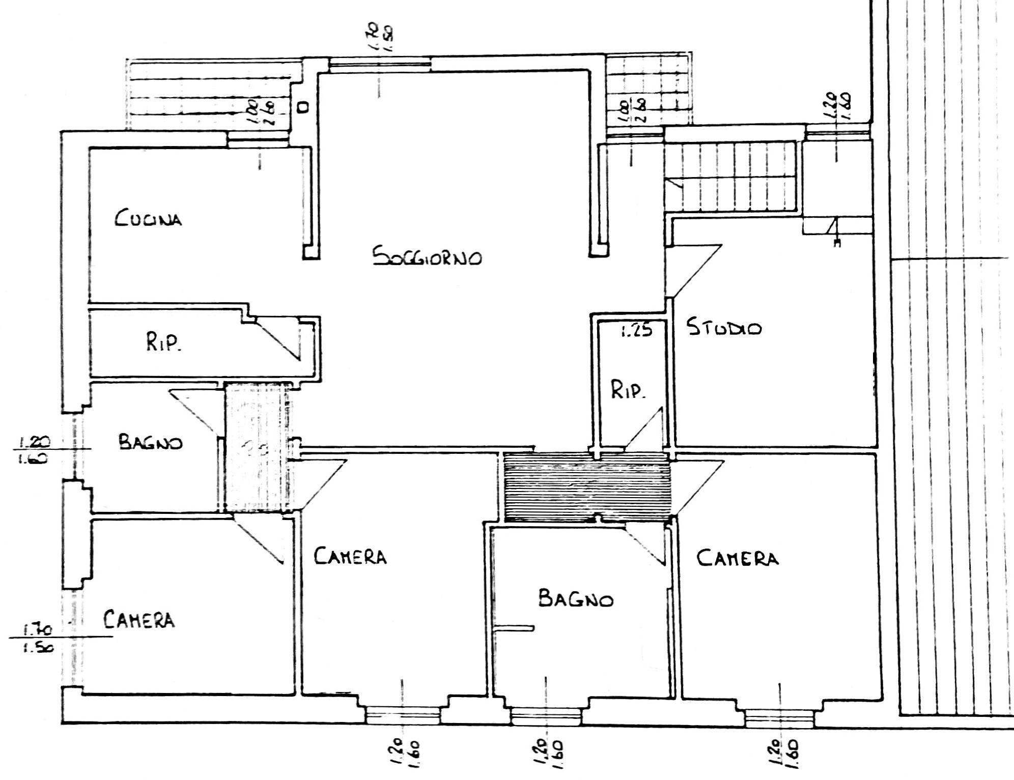 Planimetria 1/1 per rif. 9065