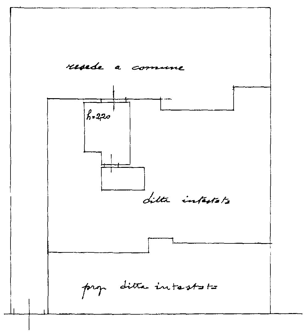 Planimetria 3/3 per rif. 9069