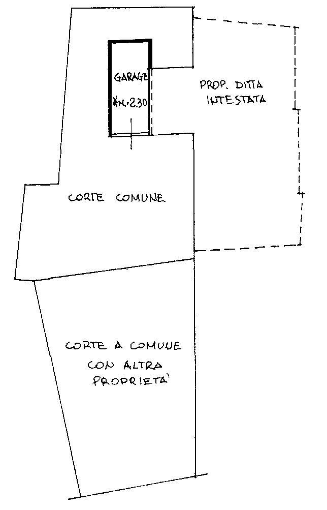 Planimetria 2/2 per rif. 9072-02