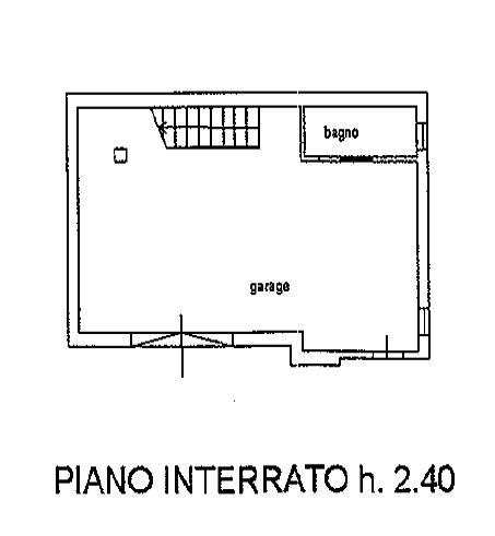 Planimetria 4/4 per rif. 9075