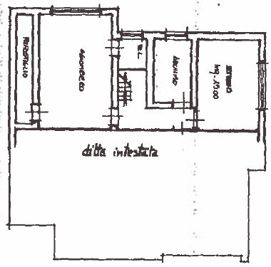 Planimetria 3/3 per rif. 9064