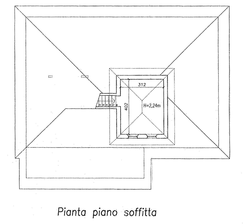 Planimetria 3/3 per rif. 8919