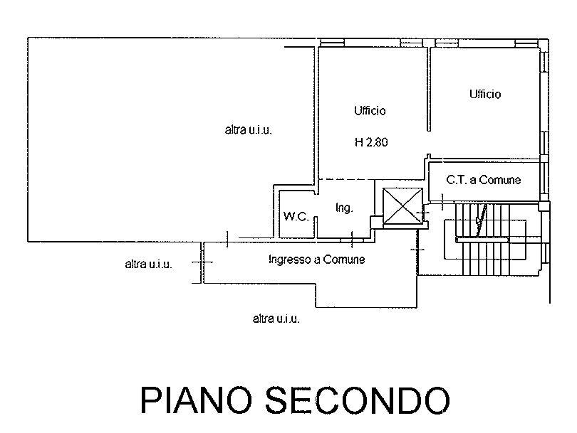 Planimetria 1/1 per rif. 8896
