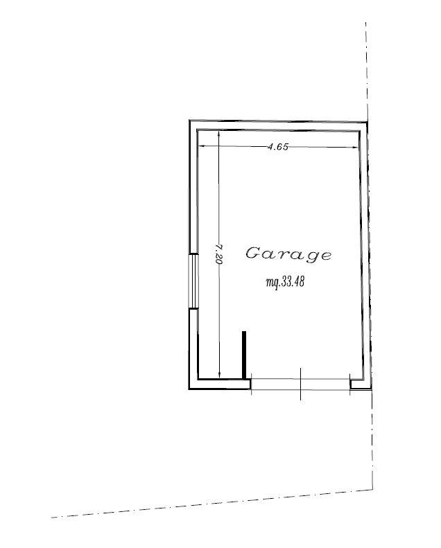 Planimetria 4/5 per rif. 8756-02