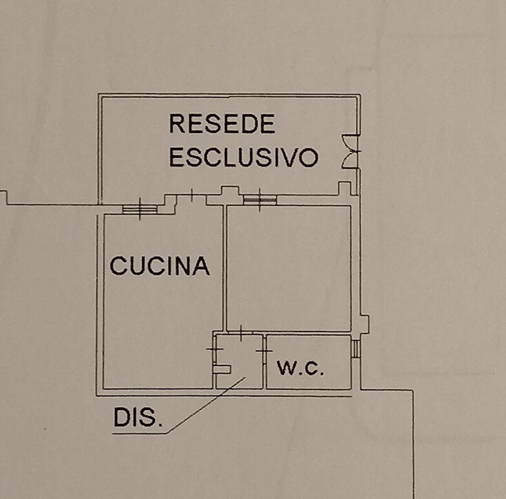Planimetria 2/2 per rif. 9114