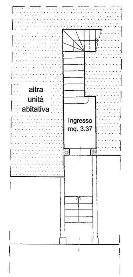Planimetria 2/2 per rif. 9127