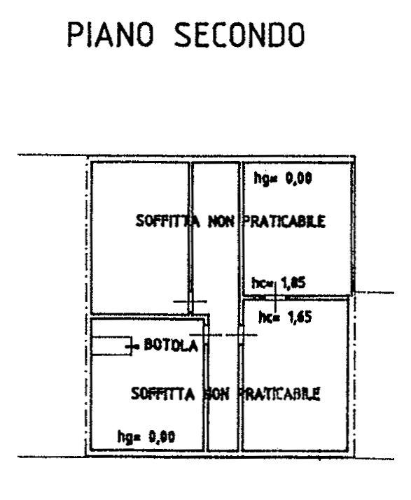 Planimetria 4/4 per rif. 9130