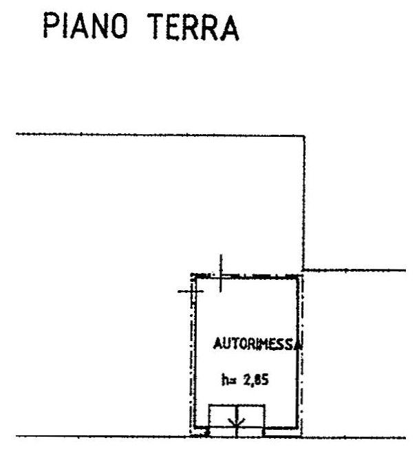 Planimetria 2/4 per rif. 9130